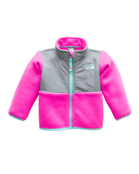 The North Face Denali Two-Tone Fleece Jacket, Size