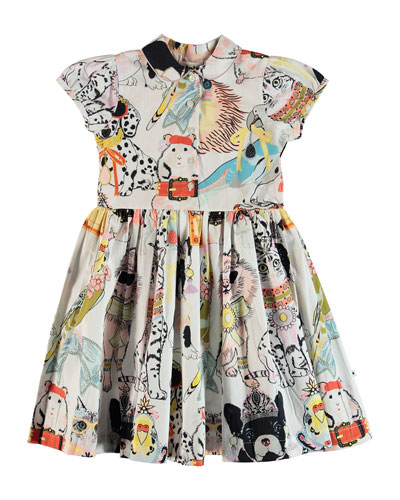 Girls  7-14 Size Dress   A-Line   Swing Dresses at Bergdorf Goodman ce07f6c04