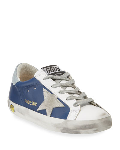 8cba64a021a Promotion Superstar Leather   Suede Low-Top Sneakers Toddler Kids