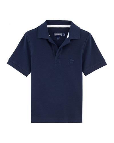 Pantin Short-Sleeve Polo Shirt  Size 2-14