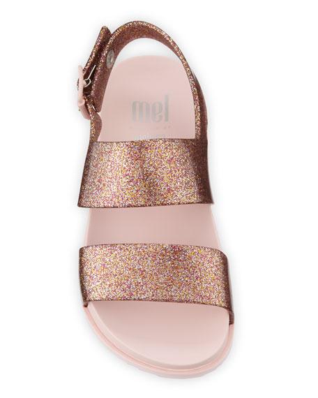 Cosmic Glittered Sandal, Toddler/Kids