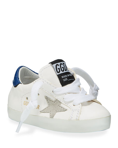 Old School Leather Sneakers, Baby
