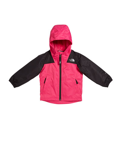 Girl's Warm Storm Two-Tone Jacket  Size 2-4T