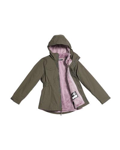 Girls' Osolita Triclimate Jacket  Size