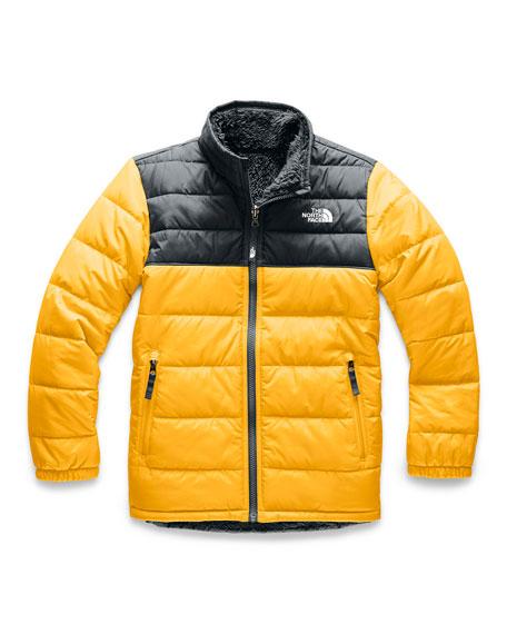 Boy's Mount Chimborazo Reversible Stand-Collar Jacket, Size XXS-XL