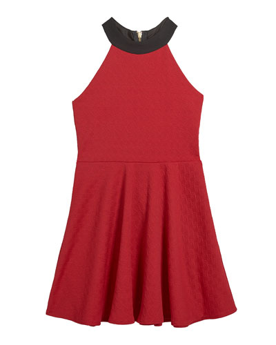 The Sophia Halter Dress  Size S-XL