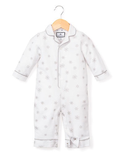 Winter Wonderland Pajama Coverall, Size 0-24 Months