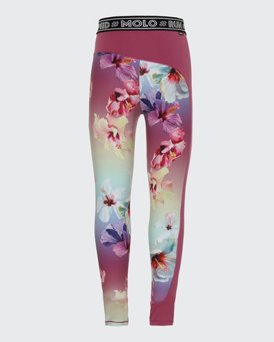 Olympia - HeiQ Smart Temp Sports Leggings  Size 5-16