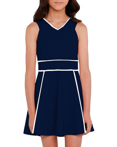 The Allison Asymmetrical Dress  Size S-XL