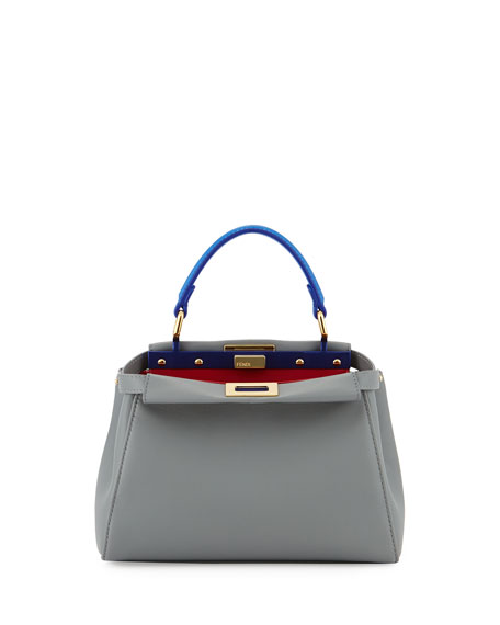 Fendi Peekaboo Blue