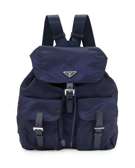 Vela Medium Backpack, Navy (Bluette)
