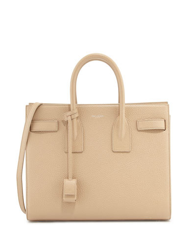 Sac de Jour Small Carryall Bag, Tan