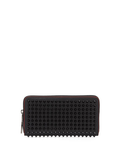 Panettone Spike Stud Continental Wallet