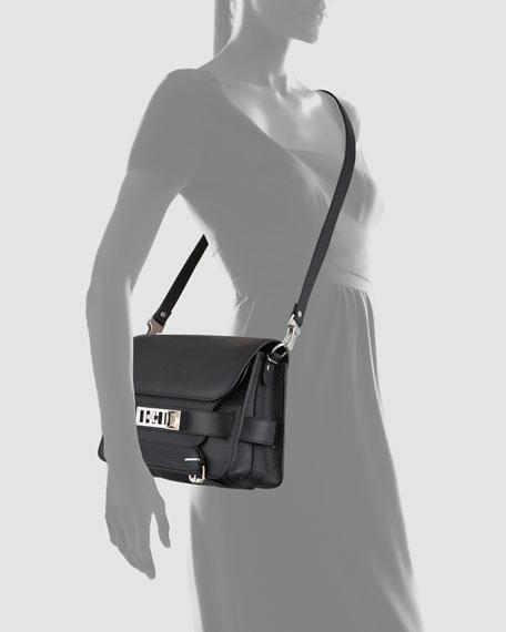 PS11 Classic Shoulder Bag, Black
