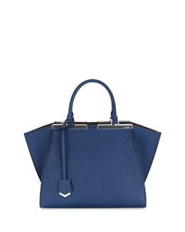 Trois-Jour Bicolor Tote Bag