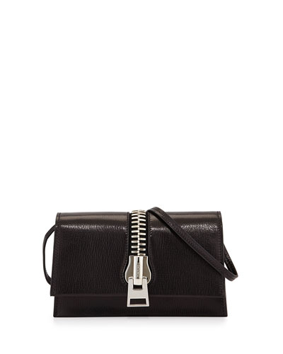 Sedgewick Leather Zipper Movie Bag