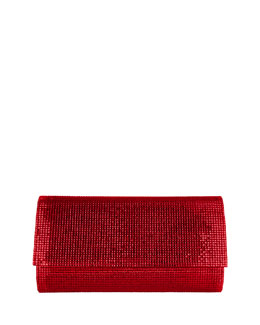 Manhattan Crystal Clutch Bag