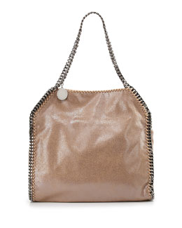 Small Falabella Tote Bag, Beige