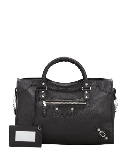 Giant 12 Nickel City Bag, Black