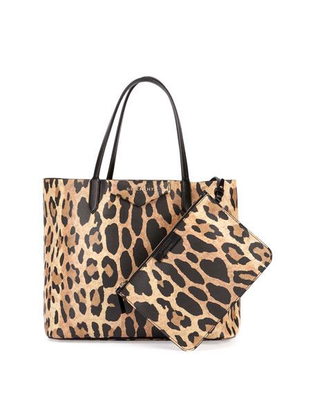 ef482ef955 Givenchy Antigona Small Leather Shopping Tote