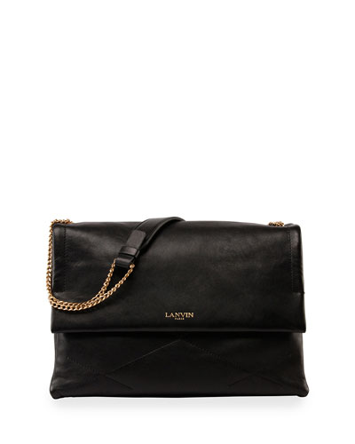 Sugar Medium Lambskin Shoulder Bag