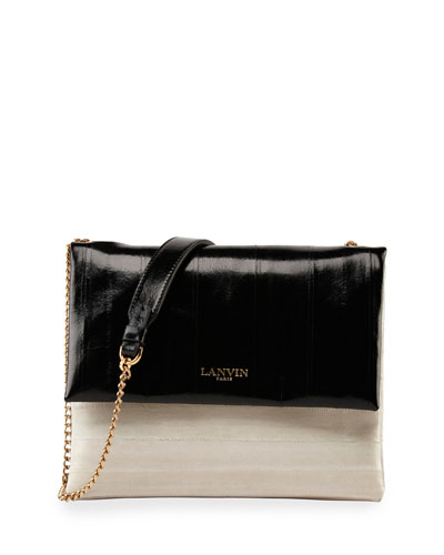 Sugar Mini Eelskin Shoulder Bag