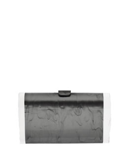Lara Acrylic Ice Clutch Bag
