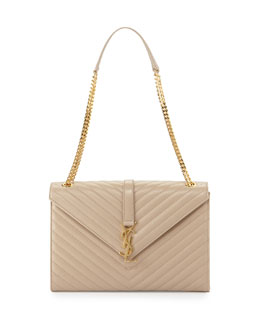 Monogramme Matelasse Shoulder Bag