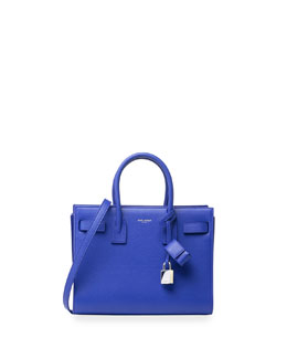 Sac de Jour Leather Baby Carryall Bag