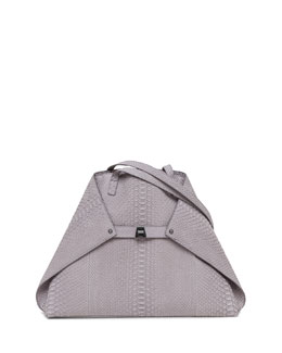 Ai Python Medium Shoulder Tote Bag