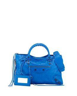 Classic City Bag, Blue