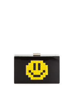 Grace Lego® Smile Box Clutch Bag