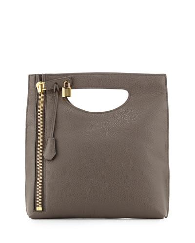 Alix Fold-Over Crossbody Bag