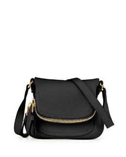 Jennifer Mini Crossbody Bag, Black