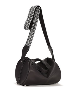 The Row Clothing Line Sale Drum Bag w Beaded Strap