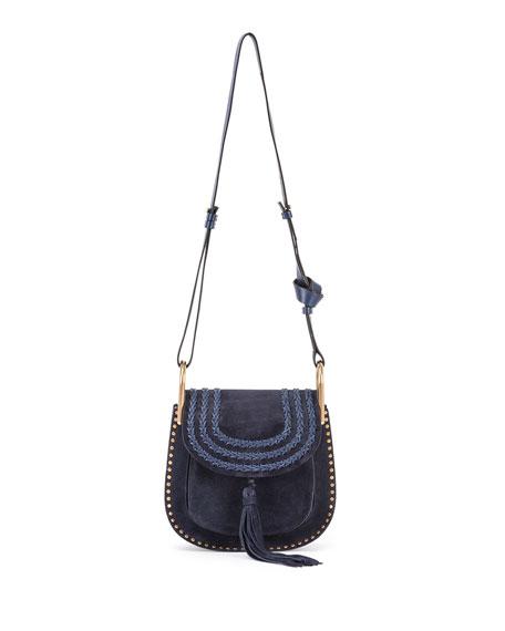 f8acb7a056f7 Chloe Hudson Small Suede Shoulder Bag