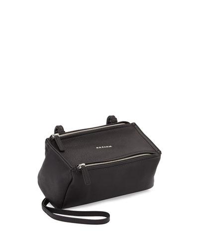 Pandora Mini Sugar Crossbody Bag, Black