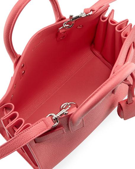3f04b905ff90 Saint Laurent Sac de Jour Nano Leather Satchel Bag