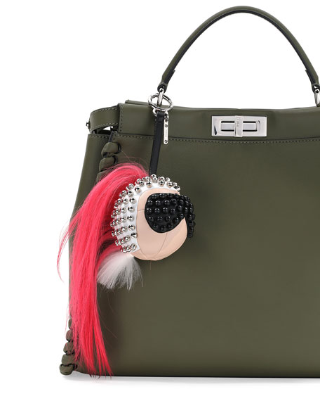 Karlito Studded Charm for Handbag
