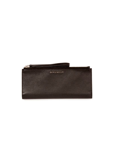 Pandora Long Double-Zip Wallet