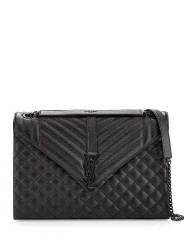 chyc clutch - Saint Laurent Handbags : Shoulder \u0026amp; Satchel Bags at Bergdorf Goodman