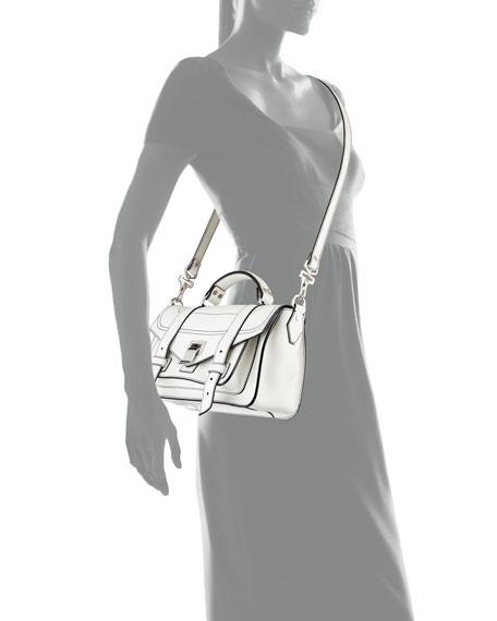 PS1 Tiny Leather Satchel Bag