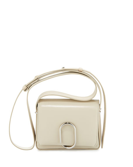 3.1 Phillip Lim Alix Flap Mini Crossbody Bag,