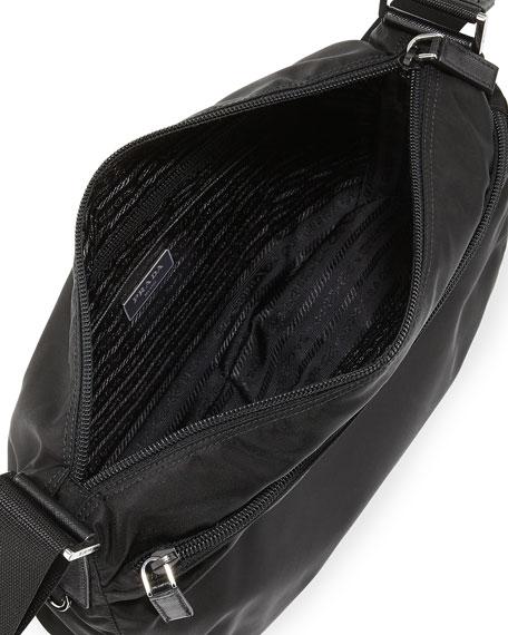 5465e4ed02 Prada Large Nylon Crossbody Bag