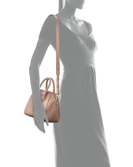079e25b7d6 Givenchy Antigona Mini Leather Satchel Bag