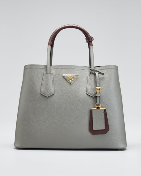 e795c4d58a665 Prada Medium Double Tote