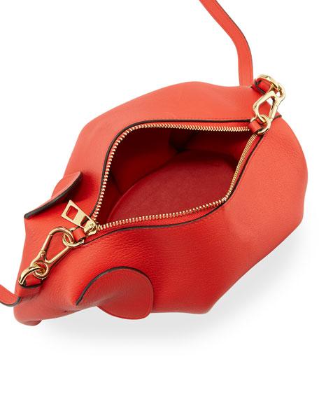 Leather Elephant Mini Bag