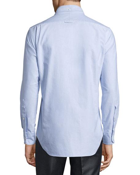 Oxford Dress Shirt, Blue