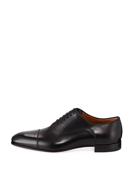 Greggo Men's Lace-Up Leather Dress Shoe