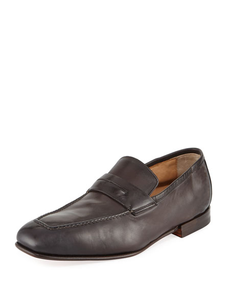 Foster Leather Penny Loafer